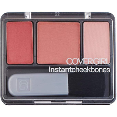 CoverGirl Instant Cheekbones Contouring Blush Refined Rose
