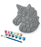 MindWare Paint-Your-Own Stepping Stone Unicorn