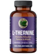 Pure Lab Vitamins L-Theanine