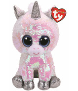 Ty Flippables Diamond The Sequin Unicorn Regular