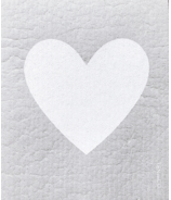 Ten & Co. Swedish Sponge Cloth Big Love Grey