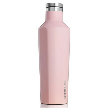 Corkcicle Canteen Gloss Rose Quartz