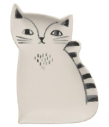 Danica Studio Trinket Tray Ceramic Cat