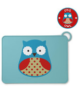 Skip Hop ZOO Fold & Go Placemat Owl