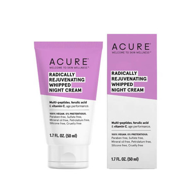 Acure Rejuvenating Whipped Night Cream