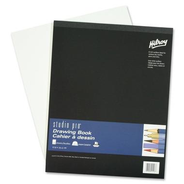 Hilroy Studio Pro Top-bound Sketch Book 11x14