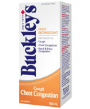 Buckley's Chest Decongestant Cough Syrup