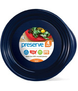 Preserve Everyday Plates Midnight Blue