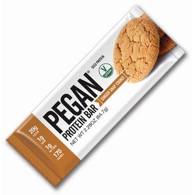 Julian Bakery Ginger Snap Cookie Pegan Protein Bar