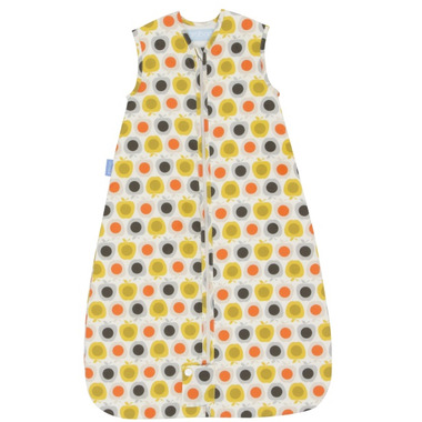 Grobag Baby Sleep Bag 2.5 Tog Orla Kiely Print Apple