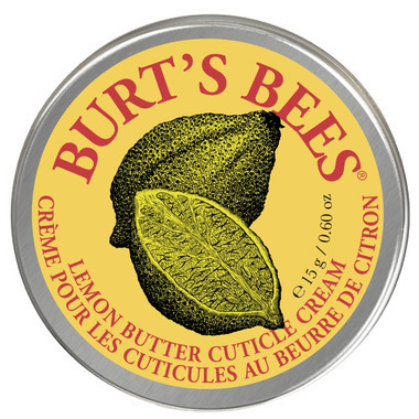 Burt\'s Bees Lemon Butter Cuticle Cream