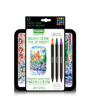 Crayola Signature Brush & Detail Dual Tip Markers