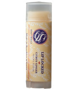 Soapwalla Lip Locked Lip Balm Citrus Ginger