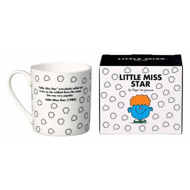 Mr. Men & Little Miss Little Miss Star Mug