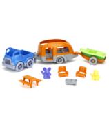 Green Toys ensemble de véhicule récréatif campeur
