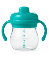 OXO Tot Transitions Sippy Cup with Handles Teal