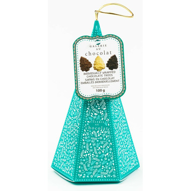 Galerie Au Chocolat Holiday Tree Ornament