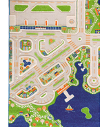 IVI 3D Mini City Play Carpet
