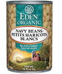 Eden Organic Canned Navy Beans