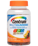 Centrum Multigummies Complete Adult Multivitamin Cherry, Berry & Orange
