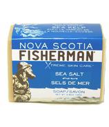 Nova Scotia Fisherman Sea Salt Soap