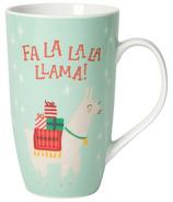 Now Designs Mug Fa La La La Llama