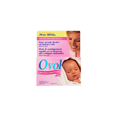 Ovol Drops for Infants
