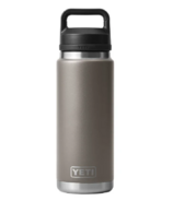 YETI Rambler Bottle + Chug Cap Sharptail Taupe