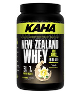 Kaha New Zealand Whey Isolate Vanilla
