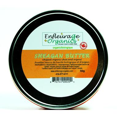 Enfleurage Organics Sheagan Butter