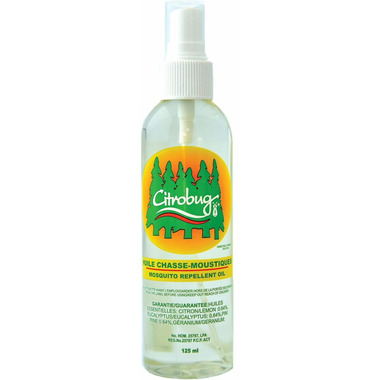 Citrobug Mosquito Repellent Oil