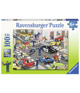 Ravensburger Police on Patrol Puzzle