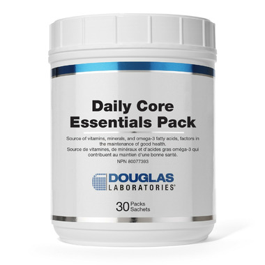 Douglas Laboratories Daily Core Essentials Pack