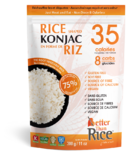Better Than Rice Non Drain & Odor Less Rice Shaped Konjac