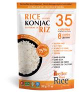 Meilleurs que le riz Konjac en forme de riz non drainant et sans odeur