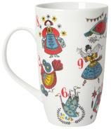Now Designs Mug Twelve Days of Christmas