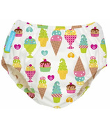 Charlie Banana 2-in-1 Swim Diaper & Training Pant Gelato
