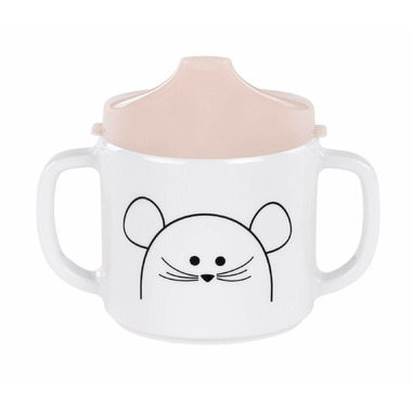 Lassig Little Chums Sippy Cup Mouse