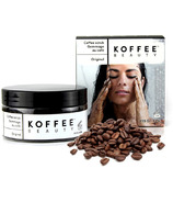 Koffee Beauty Natural Coffee Body and Face Scrub