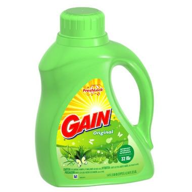 Gain Laundry Detergent