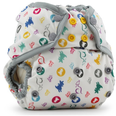 Kanga Care Rumparooz One Size Diaper Cover Snap Closure Roozy