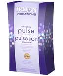Trojan Vibrations Vibrating Pulse Intimate Massager