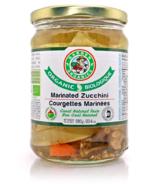 Garden Organics Organic Marinated Zucchini