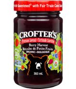 Crofter's Organic Berry Harvest Premium Spread
