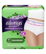 Always Discreet Incontinence Underwear Maximum XL
