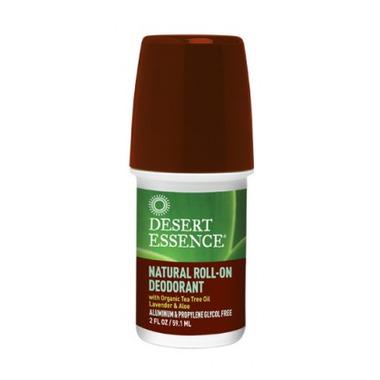 Desert Essence Natural Roll-On Deodorant