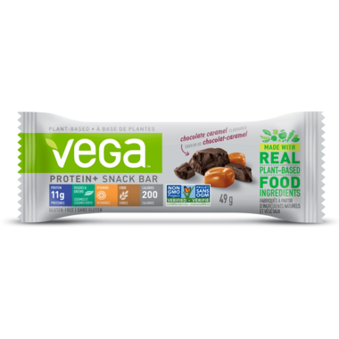 Vega Protein+ Snack Bar Chocolate Caramel