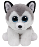 Ty Beanie Babies Buff The Husky Dog