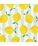 Elise Summer Fruit 3 Ply Luncheon Napkin Lemons