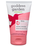 Goddess Garden Sunny Baby Natural Sunscreen